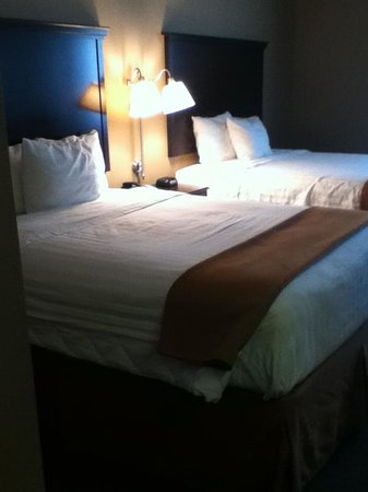 Boulders Inn and Suites: Room 106