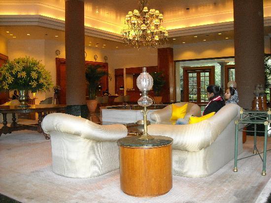 The Oberoi, Bengaluru: Lobby