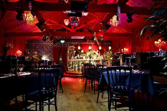 The Bar Area Picture Of Proud Cabaret Camden London