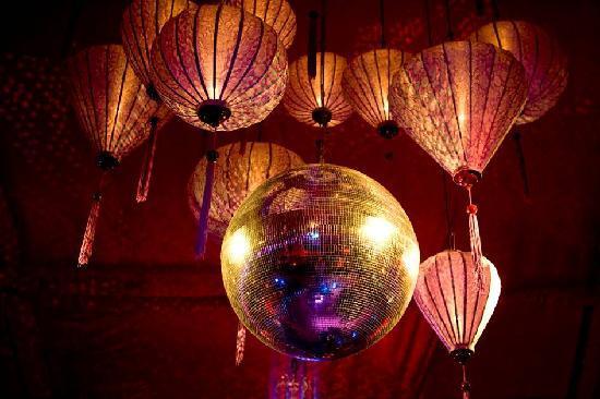 Proud Cabaret Camden: Beautiful Interior
