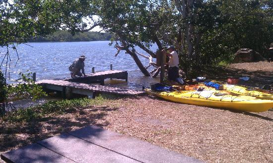 Everglades Kayak Company : Watson's place for lunch