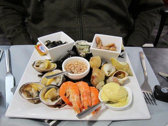 Restaurant Le Treport Fruit De Mer