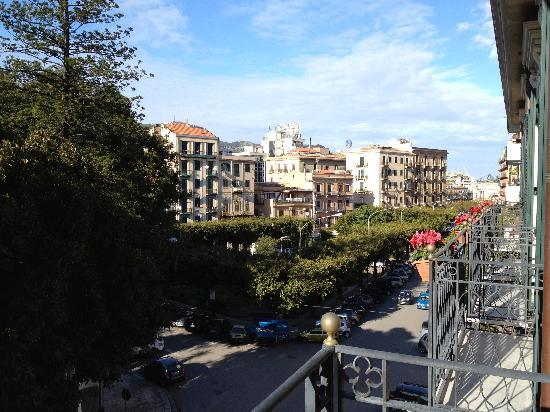 Best Western Ai Cavalieri Hotel: View from the balcony