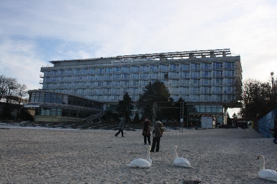 Sanatorium Uzdrowiskowe Baltyk: Piękne miejsce