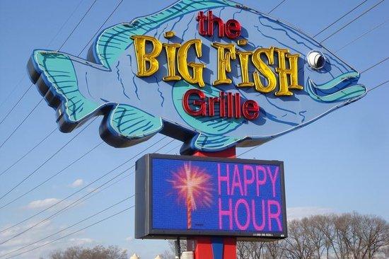 The Big Fish Grille Crofton Menu Prices Restaurant