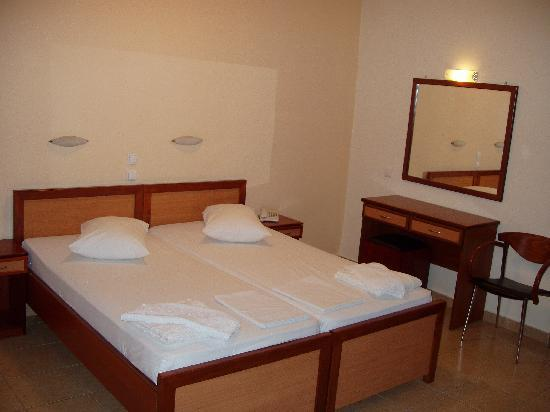 Faros 1 Hotel: Double Room