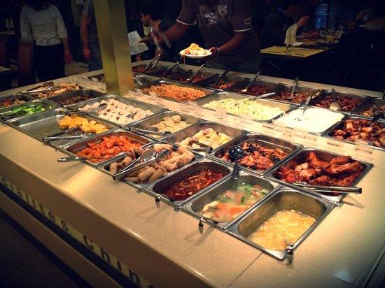 Restaurant Asiatique Buffet Rennes