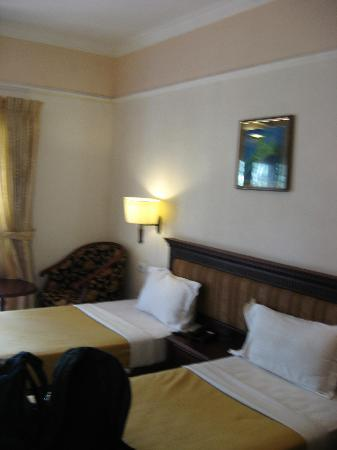 Grand Thekkady: Room