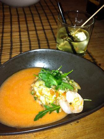 Duke Restaurant : Ceviche, Vorspeise