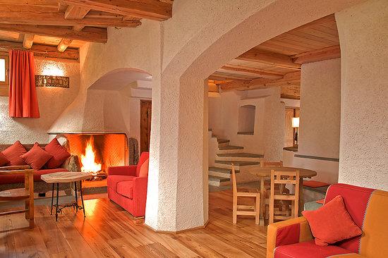 Saint Hubertus Resort: luxury apartments