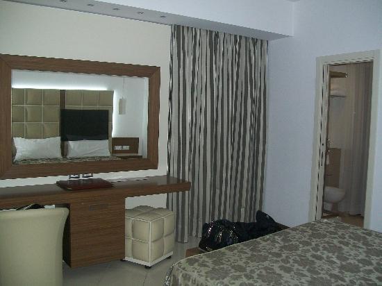 OC Hotel: camera matrimoniale