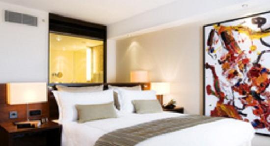 Hotel Om Sai Palace : Room