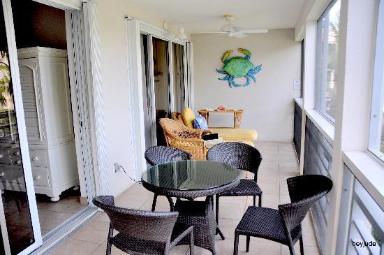 Ocean Club West: apartment