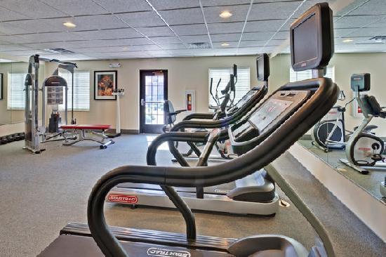 Staybridge Suites Indianapolis - Carmel: Fitness Center