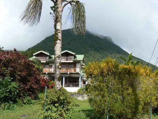Roxy's Mountain Lodge: Front of Roxy's