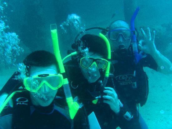 Black Beard Sports: Hi Charlie! Great dive!