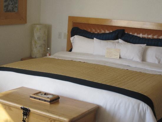 Baja Point: very comfortable bedrooms