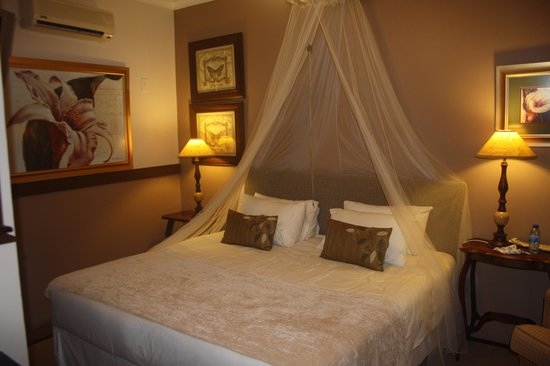 Kwalala Lodge: ROOM