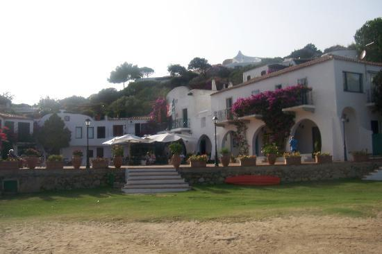 The Piazza at Porto Rafael