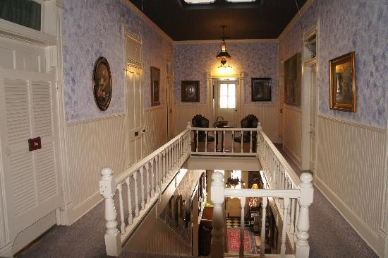Prince Solms Inn Bed and Breakfast: Top floor
