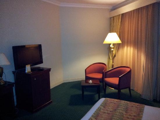 Grand Pyramids Hotel: room