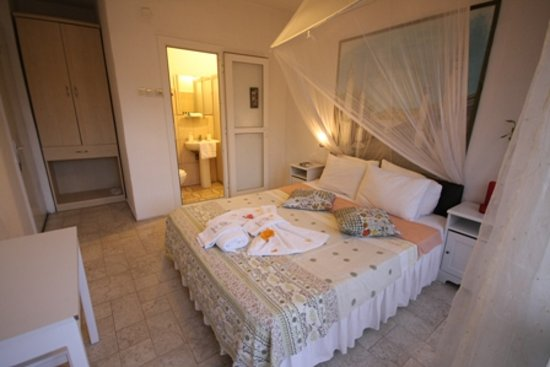 Urkmez Hotel: Comfort room