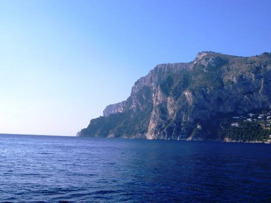Capri day Tours: Amalfi Coastline
