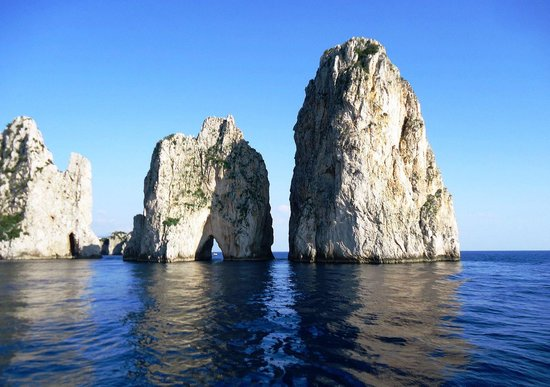Capri day Tours