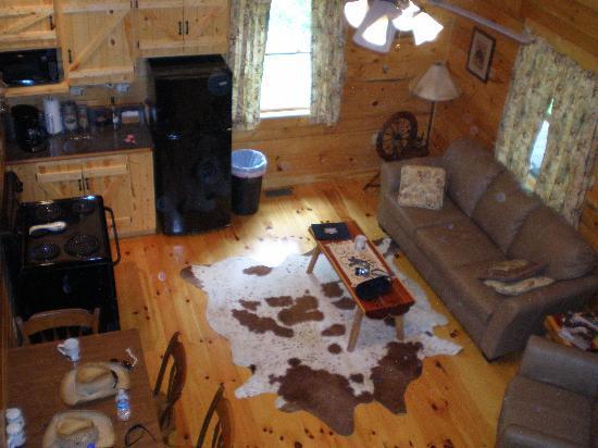 KD Guest Ranch : Haflinger Hideout Cabin