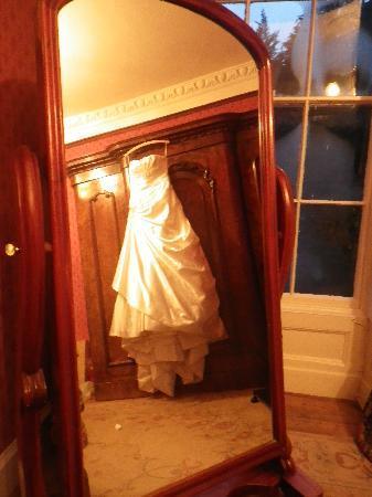 Plas Hafod Hotel: Victorian room