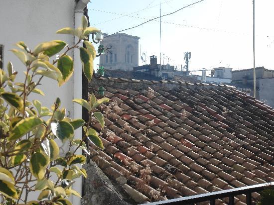 """Hostal Lima: La catedral desde la terraza del ático """"Albaicín"""""""