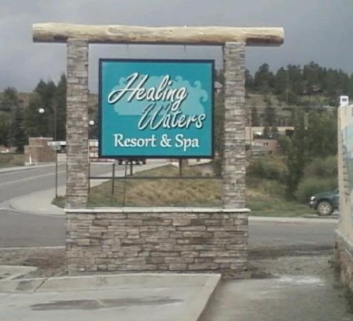 Welcome to Healing Waters Resort & Spa!