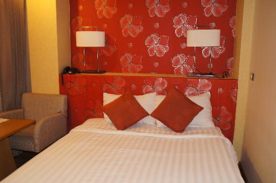 Hanoi A1 Hotel: Kamer