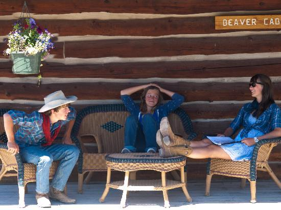 Triangle C Ranch: Relaxation in the Mountains!