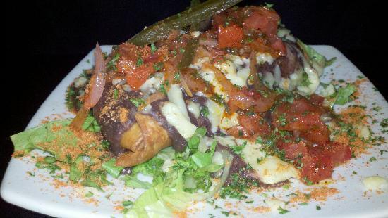 Olio: Chicken Burrito