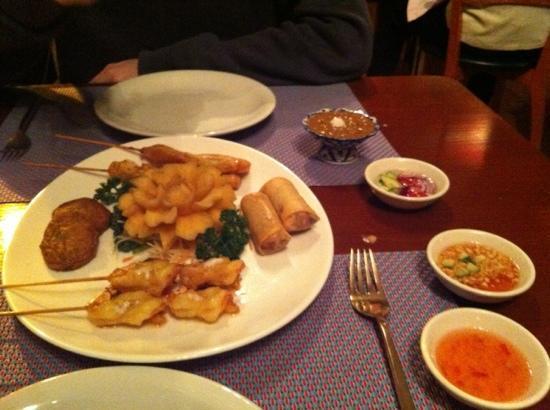 Sopar: mixed starter