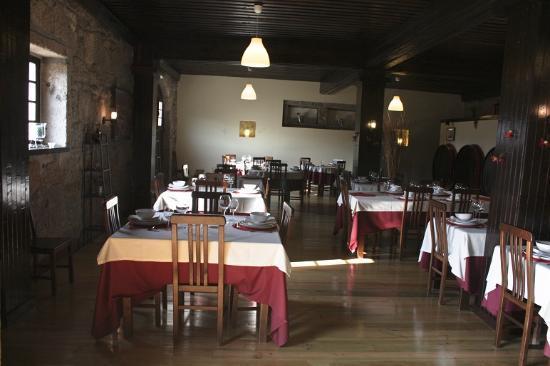 Quinta De Pais - Turismo Rural: Interior del Restaurante