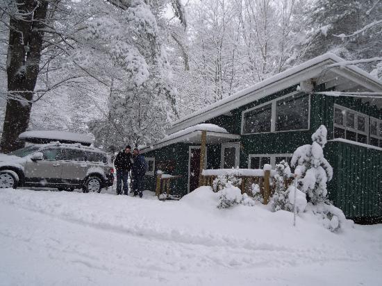 Golden Eagle Resort: Our Lovely Cabin