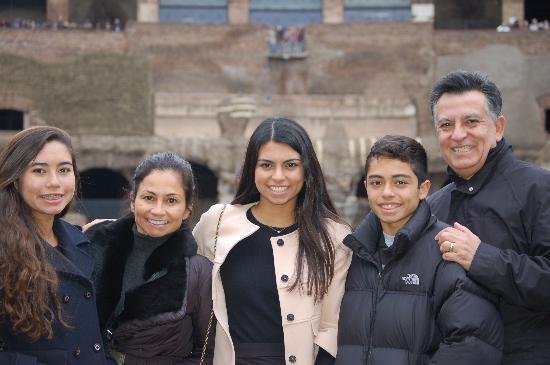 Italy Rome Tour: Colosseum