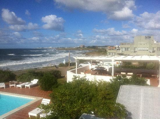 La Posta Del Cangrejo: The view from our room