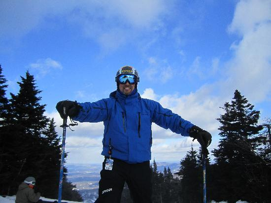 Olympia Lodge: Great day of skiing.