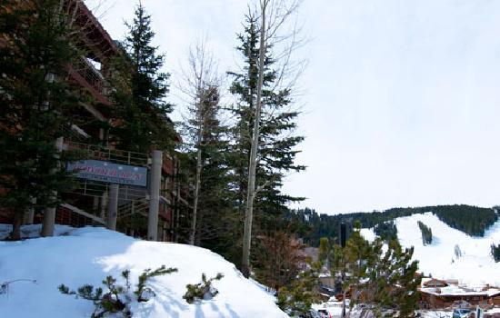 Powder Run Condominiums : Powder Run at Deer Valley