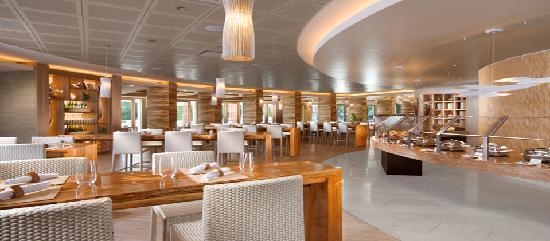 Beach Cafe Tropicana Las Vegas The Strip Menu Prices Restaurant