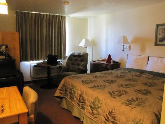 Super 8 Alamogordo : Our room