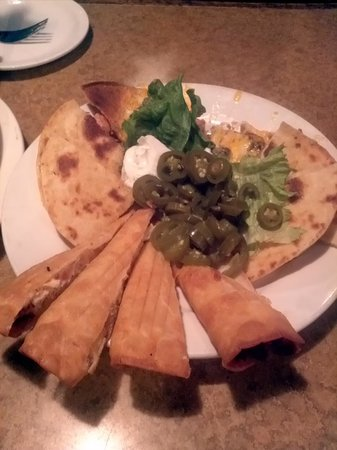 Amorcito's Mexican Cocina: Appetizing????????