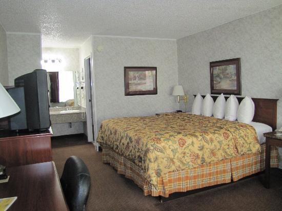 Best Western El Reno : our Room