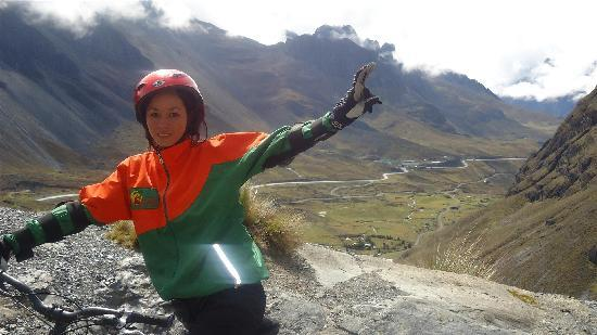 Bolivya: carretera de la muerte