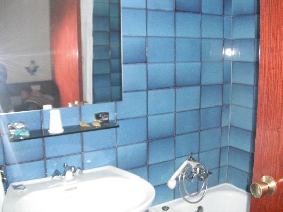 Hotel Folch: baño