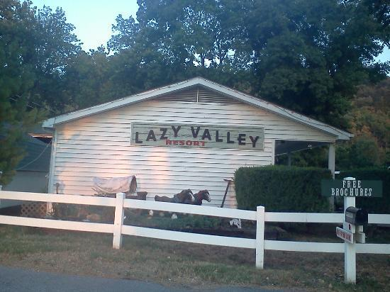 Lazy Valley Resort: Lazy Valley