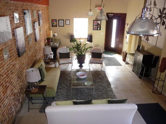 INN at 2920 : Ground-floor sitting room